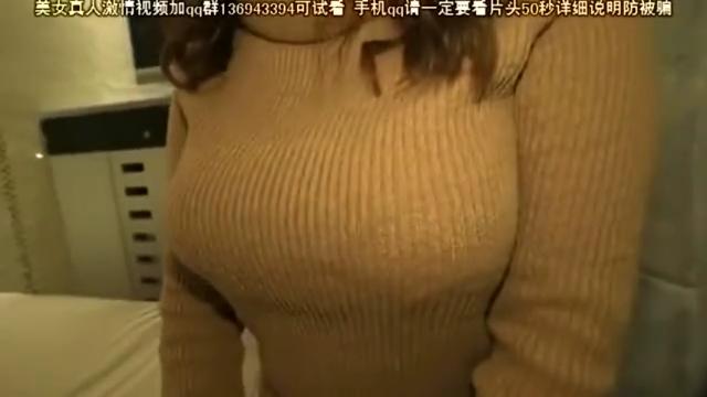 ニットセーター_着衣巨乳_ハメ撮りセックス_adaruto動画01