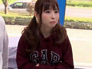 【マジックミラー号adaruto動画】童貞の悩みを親身に聞いてくれるロリ可愛い女子大生を騙して生中出しww
