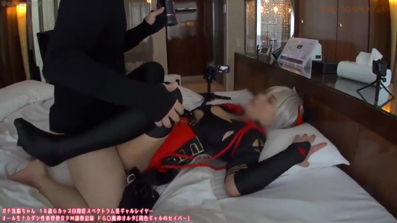 コスプレ_FOG魔神セイバー_沖田アルタ_ハメ撮り_adaruto動画03