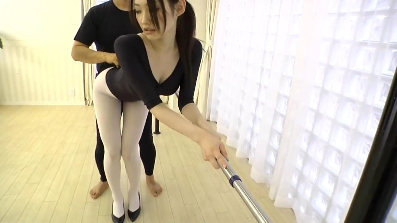 無修正_水嶋あずみ_黒パンスト_adaruto動画01