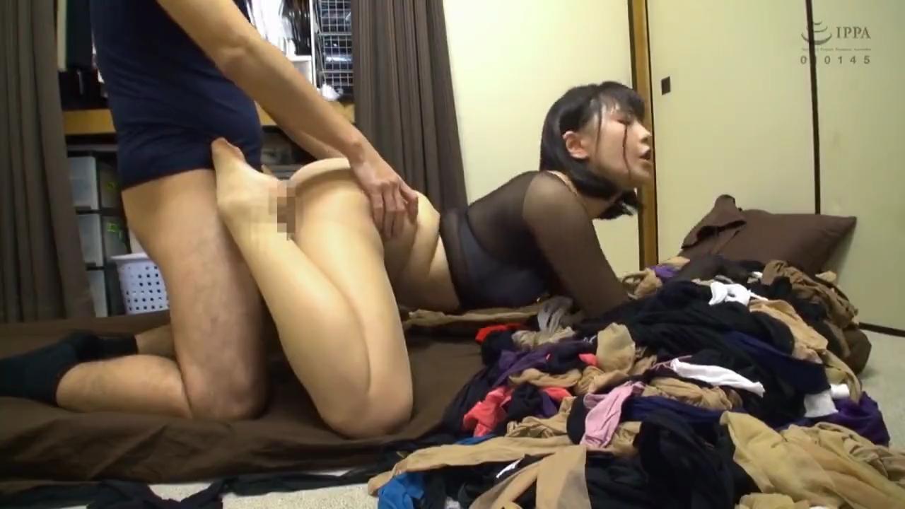 人妻_黒パンスト_着衣セックス_adaruto動画04
