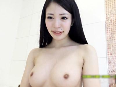 【桜咲姫莉無修正adaruto動画】セフレを複数抱える無類のセックス好き…黒髪ロングがよく似合う巨乳女子に生中出しww