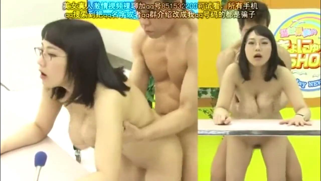 ニュースキャスター_パイズリ実況_本番中にセックス_adaruto動画04