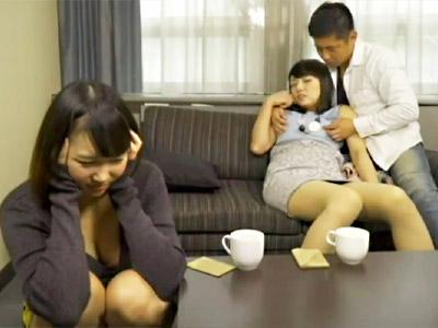 母娘_親子丼3P_中出しセックス_adaruto動画