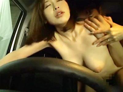 人妻_カーセックス_中出しセックス_adaruto動画
